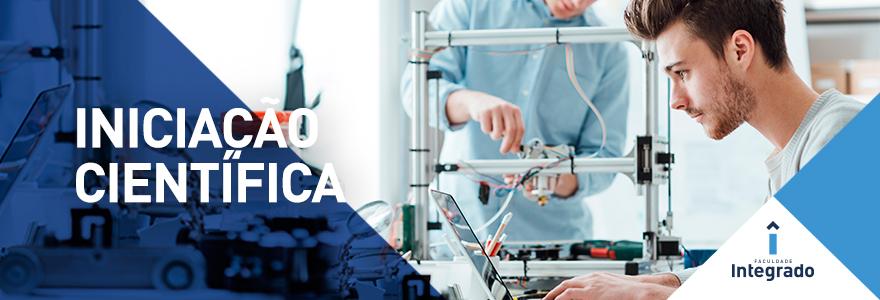 Iniciação Científica Ensino Médio - PIC - EM