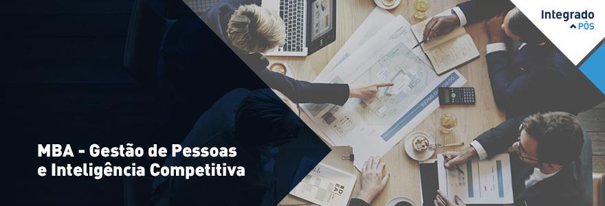 MBA - Gestão de Pessoas e Inteligência Competitiva - Campo Mourão
