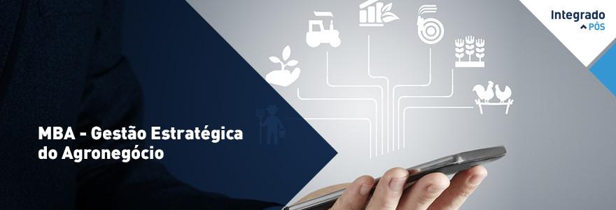 MBA - Gestão Estratégica do Agronegócio - Campo Mourão